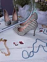 Леопардовые туфли шпилька,лодочки,классика