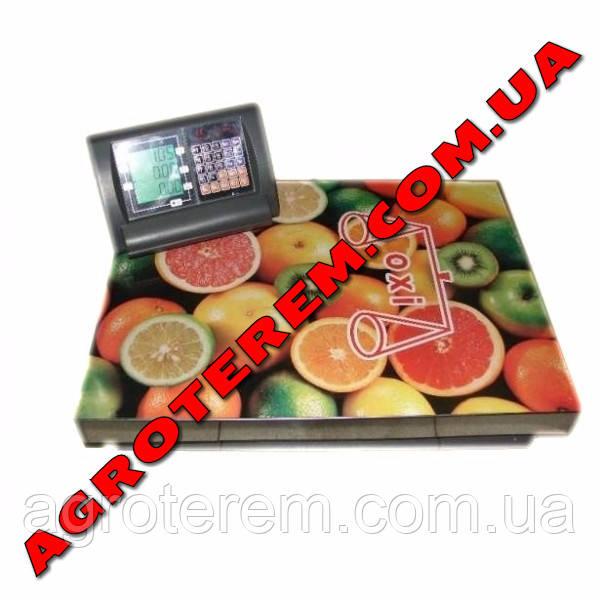 Весы электронные до 600 кг OXI  60 х 80 см