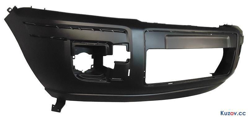 Передний бампер Ford Fusion 06-12 европ. версия (FPS)