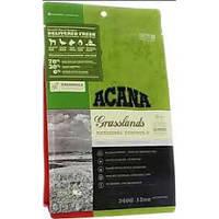 Акана грэйслендс кэт корм для кошек всех пород и возрастов без зерна (acana grasslands cat) 5,4кг