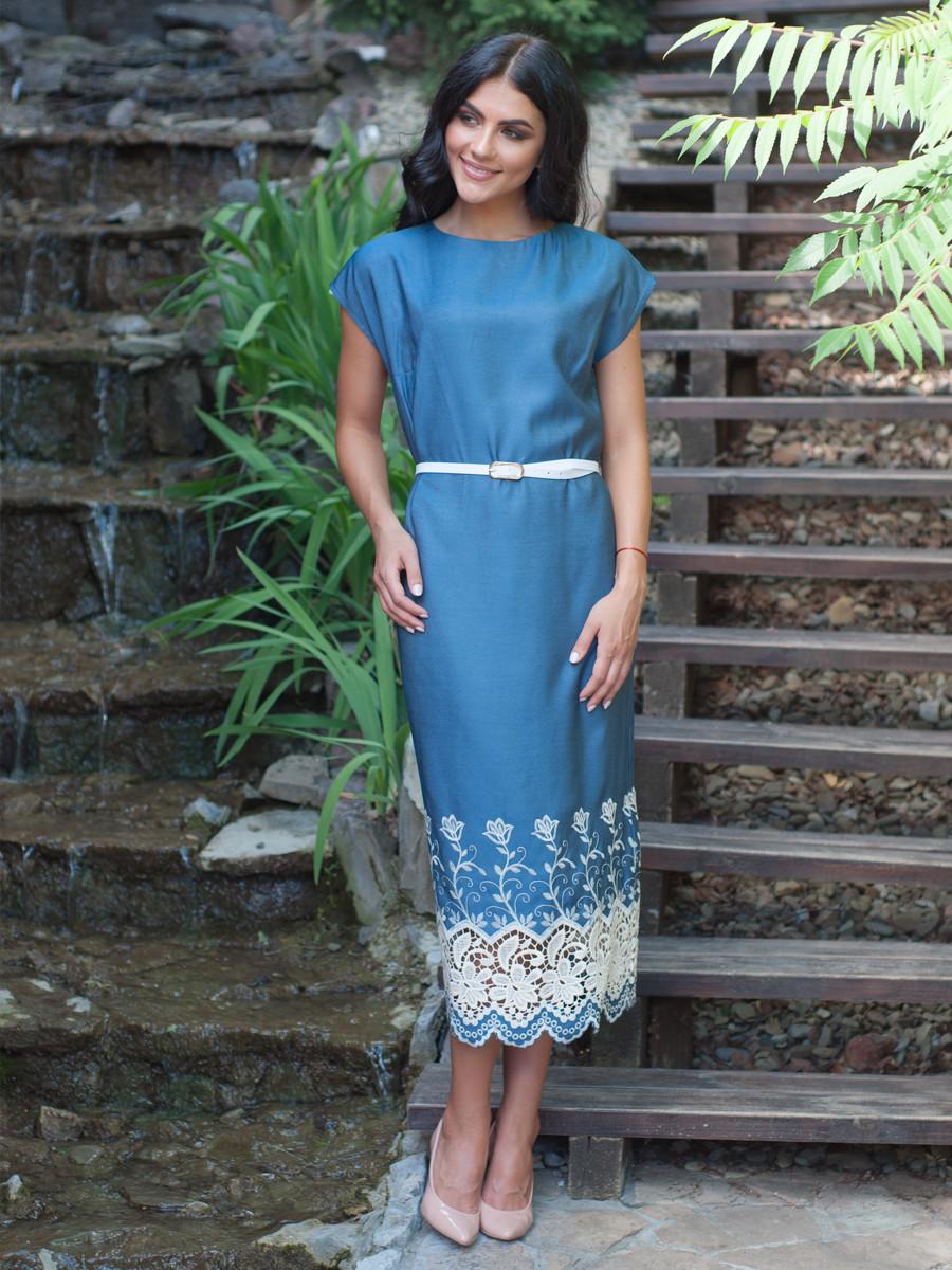 Витончена жіноча сукня Аркадія
