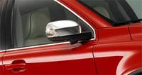 Накладки на зеркала R-Design для Volvo XC90 Новые Оригинальные