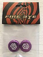 Заглушки руля FireEye фиолетовый, фото 1