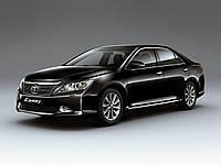 "Ковер багажника Toyota Camry 50 2011-> (резина/пластик) ""L. Locer"" черн."