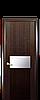 Дверь межкомнатная Аста с зеркалом
