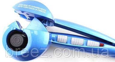 Плойка MiraCurl Nano Titanium by BaByliss PRO blue