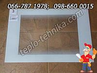 Панорамное стекло заграничной плиты размером 532х350 мм, фото 1