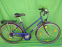 Жіночий велосипед, дамка Hercules на планетарці