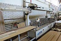 Окутывающий станок GDWM-300D б/у для шпона и бумаги, 12г.