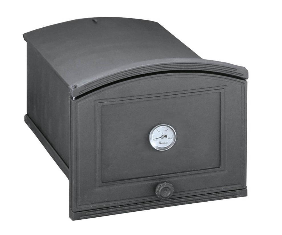 Духовка для печки с термометром  (24 х 32 х 47 см)