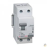 RX3 ДИФ.РЕЛЕ 30MA 40А 2П AC    402025