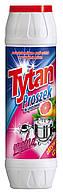 Порошок для чищення посуду та каструль Tytan greipfrut 500 г.