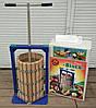 Пресс Вилен 25л для отжима сока яблок, винограда с дубовой корзиной, фото 2