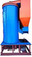 Зерновой виброцентробежный сепаратор БЦС-25 + ЗИП-комплект, фото 1