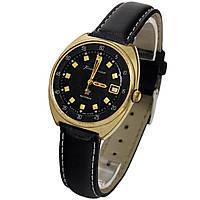 Позолоченные Командирские часы Чистополь заказ МО СССР, фото 1