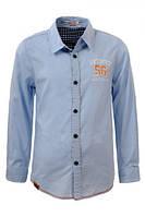 Рубашки на мальчика оптом, Glo-story, 98-128 рр №. BCS-3017