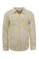 Рубашка для девочек оптом, Glo-story, 98-128 см,   № GCS-1038