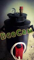 Автоклав бытовой электрический «УТех-PRO32 Electro» 30 л /Харьков/ (21 литровых/32 поллитровых банок)