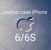 Кожаные чехлы iPone 6/6S