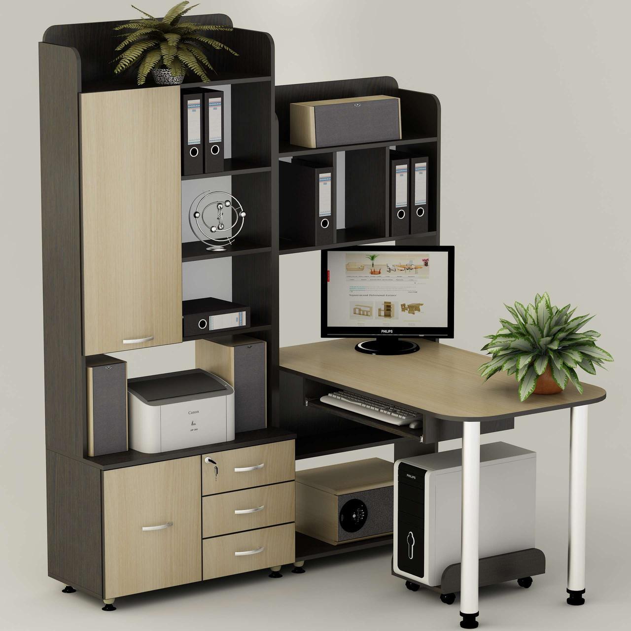 Комп'ютерний стіл СК-17 Тіса меблі