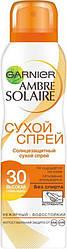 Солнцезащитный спрей Garnier Ambre Solaire для кожи лица и тела, SPF 30 200 мл