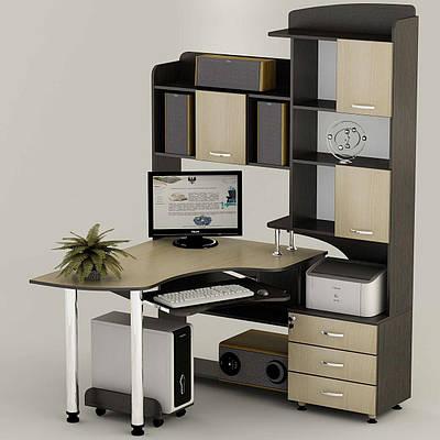 Комп'ютерний стіл СК-18 Тіса меблі