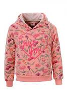 Трикотажный пуловер для девочек оптом, Glo-story, 98-128 см,  № GPU-3613, фото 1