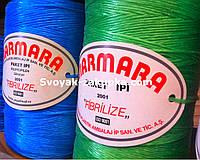 "Шпагат полипропиленовый 500грм/760метров.1мм диаметр ""Marmara"" (Турция)."