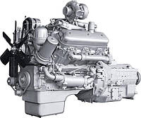 10. Двигун МАЗ