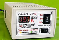Зарядное предпусковое АІДА-10sі -десульфатирующее с цифр. индикацией для кислотных/гелевых АКБ       , фото 1