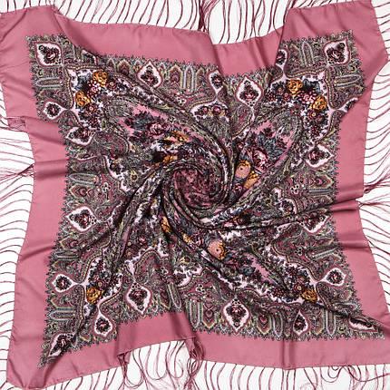 Павлопосадский платок Рубина, фото 2