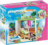 Возьми с собой Пляжное Бунгало Playmobil 6159