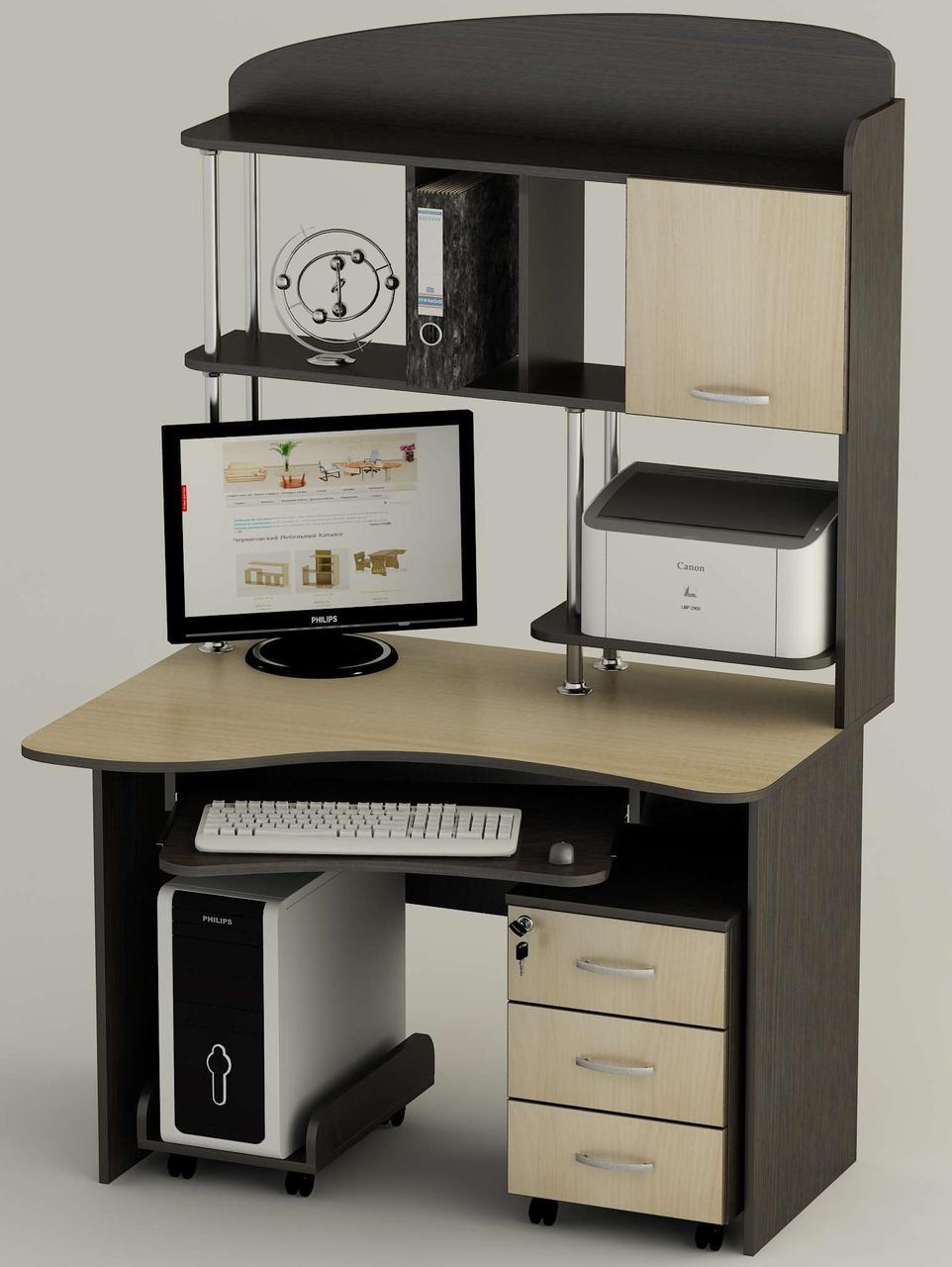 Комп'ютерний стіл СК-21 Тіса меблі