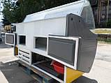 Витрина холодильная Технохолод Флорида б у, прилавок холодильный б/у, фото 3