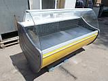 Витрина холодильная Технохолод Флорида б у, прилавок холодильный б/у, фото 4