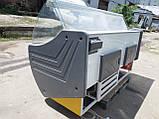 Витрина холодильная Технохолод Флорида б у, прилавок холодильный б/у, фото 6