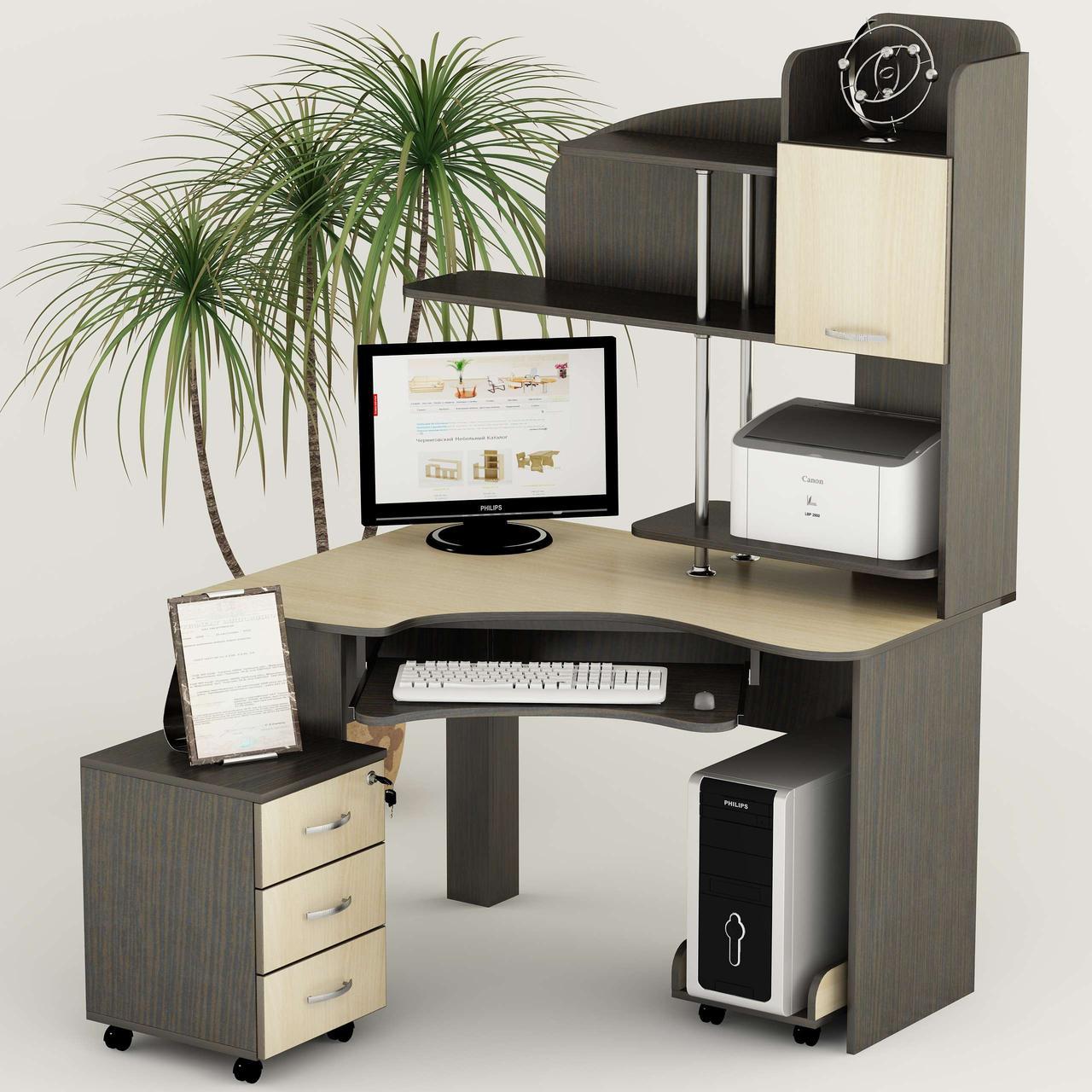Комп'ютерний стіл СК-23 Тіса меблі