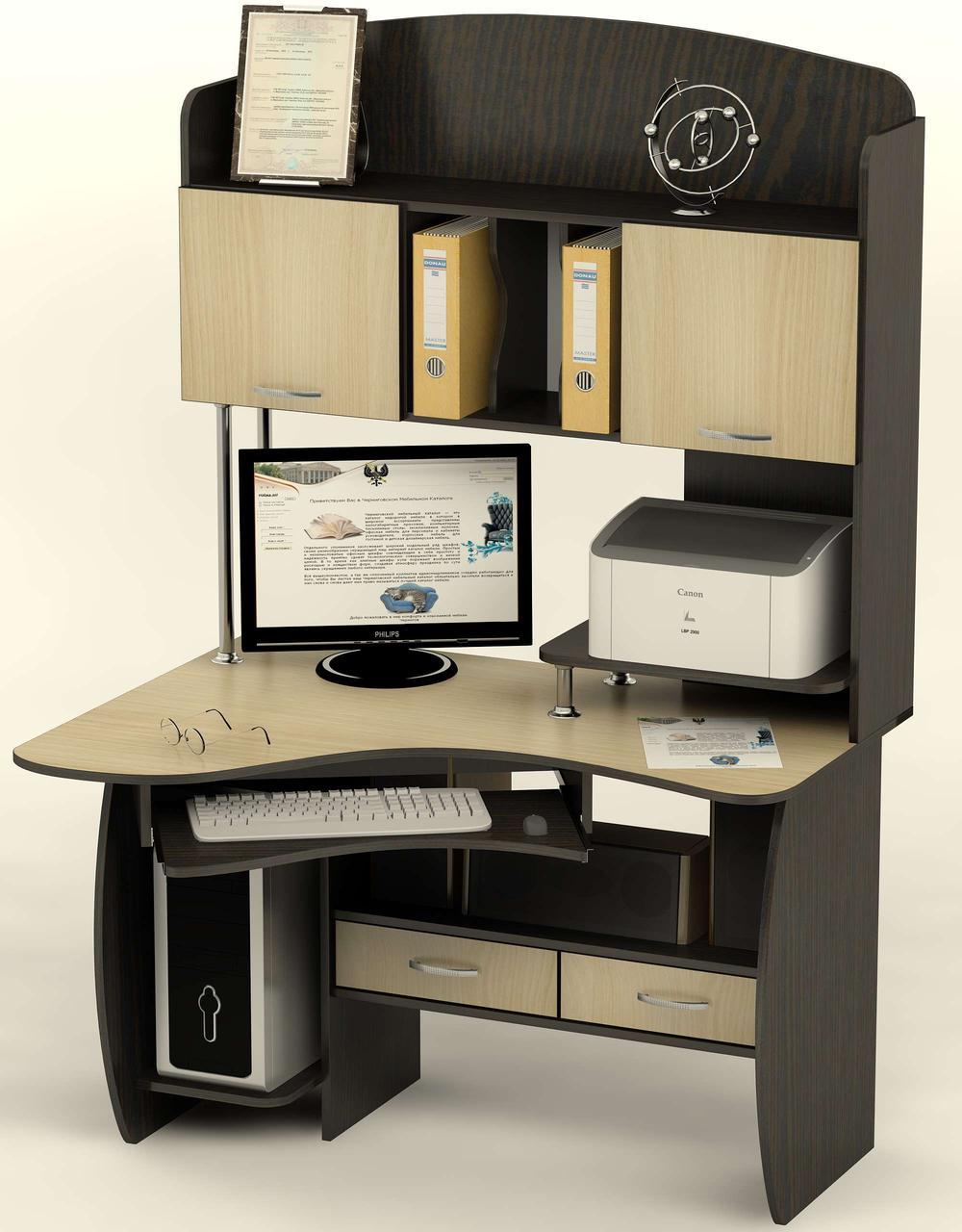Комп'ютерний стіл СК-24 Тіса меблі