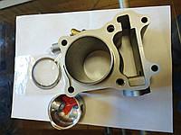 Цилиндр+поршень Honda SH 125 без прокладки