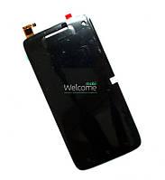 Дисплей Lenovo S960 Vibe X with touchscreen black orig