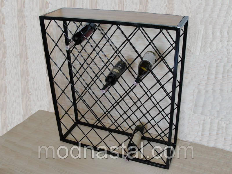 Подставка-стеллаж для хранения вина  - 131- 55