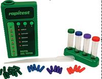 Набор для цифрового анализа тестов NPK и pH почвы Rapitest 1605