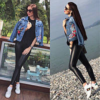 Женская джинсовая курточка , фото 1