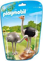 Страусы и гнездо Playmobil 6646