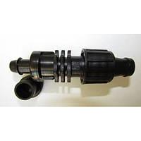 Старт-коннектор с подвижной резинкой 17 Irritec