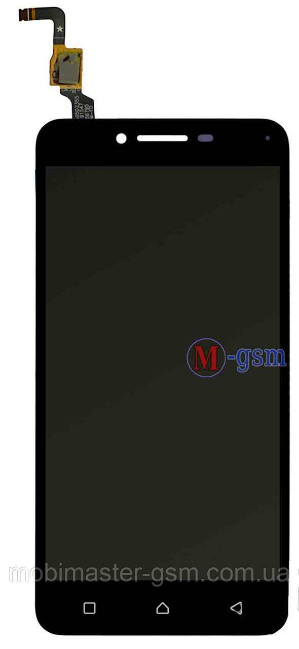 LCD модуль Lenovo A6020a46 Vibe K5 Plus / Lemon 3 черный