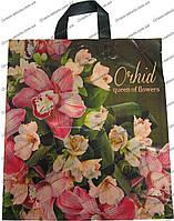 """Пакет петля """"Орхидея"""" (40*43)"""