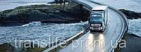 Грузовые перевозки Украина-Италия