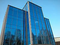 Остекление фасадов
