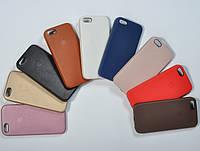 160 грн. Кожаные чехлы iPhone 5,5S,SE. Apple leather case